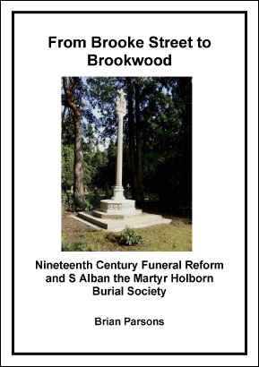 From Brooke Street to Brookwood by Brian Parsons
